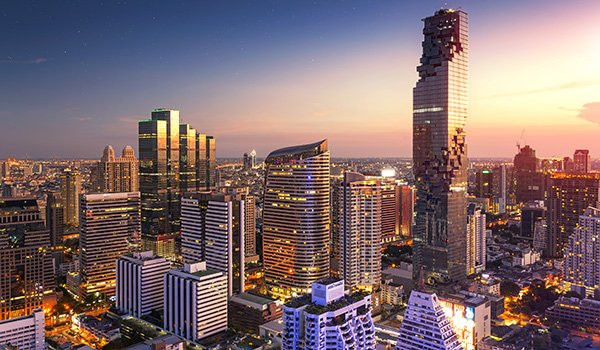 A study expects lower profitability ahead for Thailand banking sector amid economic headwinds