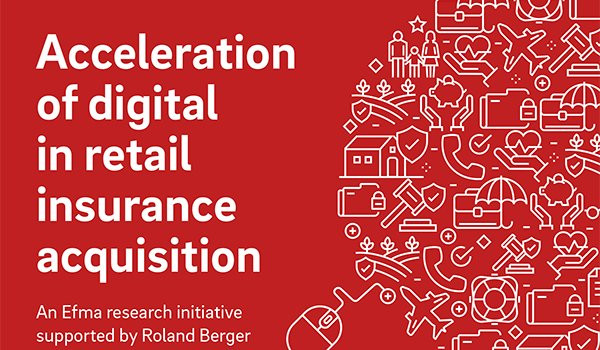 Acceleration of digital in retail insurance acquisition
