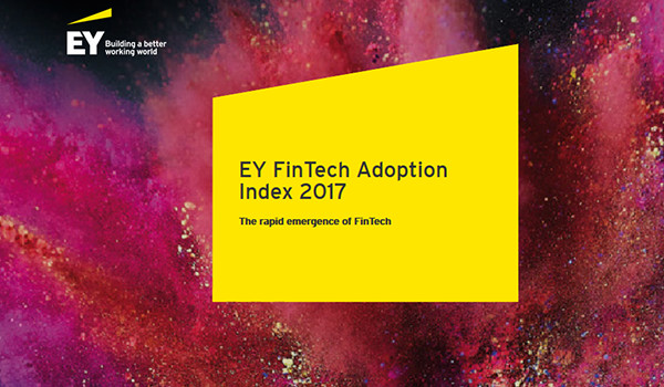 Adoption of fintech services doubled in six months