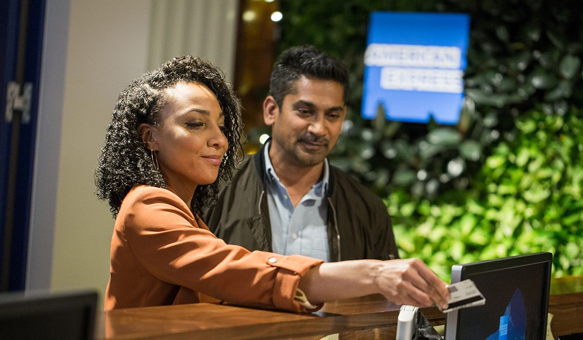 American Express: Our future way of working model
