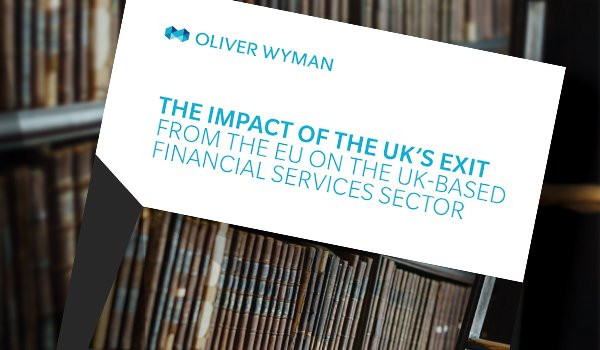 An analysis of Brexit's potential impact on UK financial services