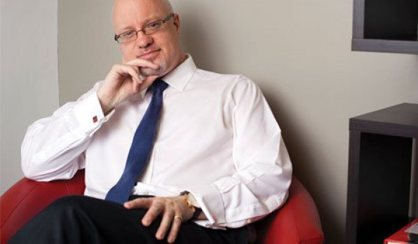 At work with Brett King