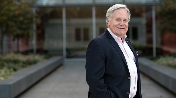 At work with Jim Marous