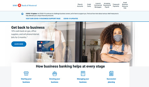 BMO Business Xpress surpasses $1 billion in credit authorizations, saving Canadian businesses thousands of hours