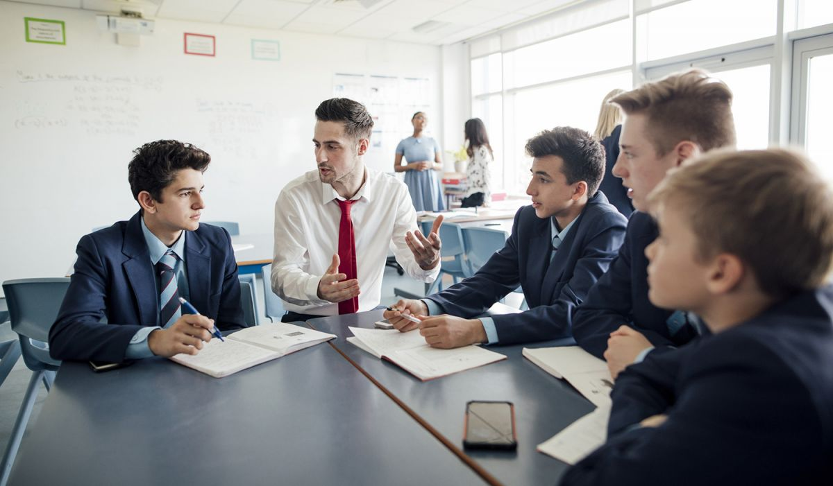 Supporting young people to build essential skills for the workplace