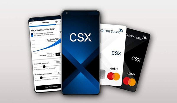 Credit Suisse: CSX digital bank offering is now available