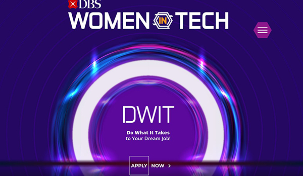 DBS aims to fill over 140 engineering jobs in second edition of women-focused virtual career fair for technologists in Singapore