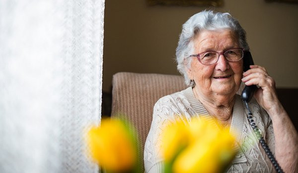 Desjardins offers more support and reduced call wait times for the elderly