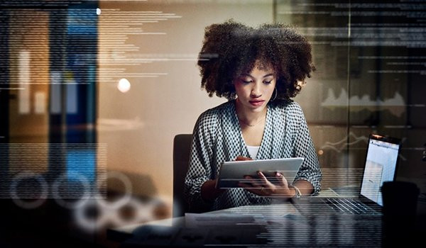 Digital transformation in the workplace