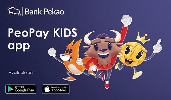 Discover the team behind PeoPay KIDS app by Bank Pekao