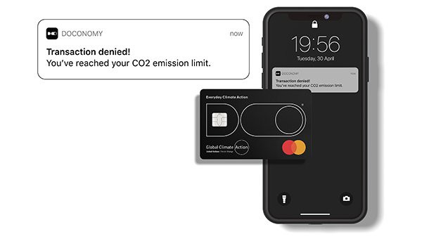 Doconomy: Using personal finance to tackle climate change