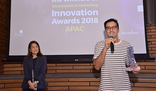 Efma and Accenture announce winners of DMI Awards 2018 in APAC