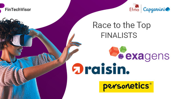 Finalists announced for FinTechVisor Race to the Top 2019