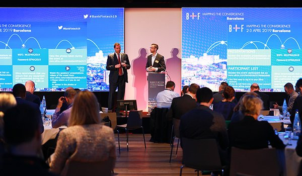 Financial organizations unite for Bank + FinTech and CCX Forum