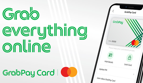 Grab releases digital-first GrabPay Card in the Philippines
