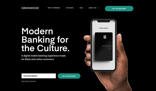 Greenwood raises $40 million in funding to provide Black and Latino banking services