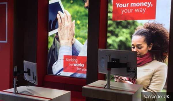 How Santander UK is equipped for the future