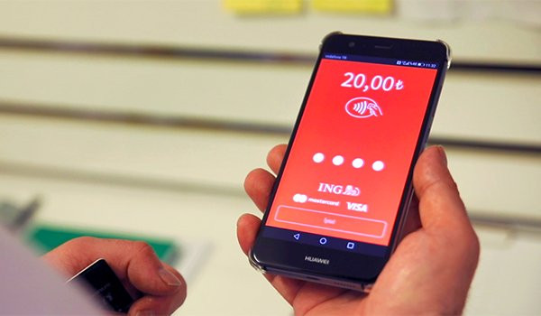 ING Bank Turkey turns smartphones into mobile points of sale