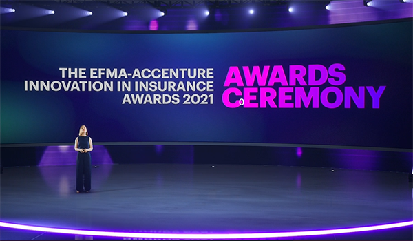 Efma and Accenture announce the winners of Innovation in Insurance Awards 2021