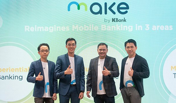 KBank launches MAKE by KBank