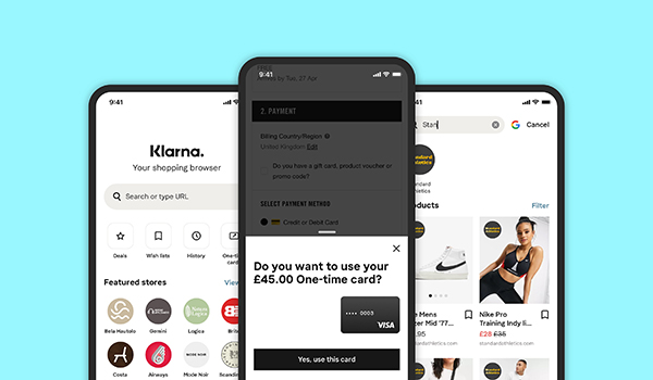 Klarna launches game-changing new shopping feature, bringing interest-free shopping to all online retailers