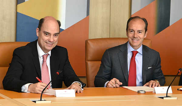 MAPFRE to offer Santander products at its 3,000 points of sale