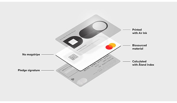Mastercard and Doconomy launch the future of sustainable payments