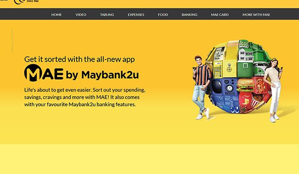 Maybank raises digital banking game with introduction of a new app, MAE by Maybank2u