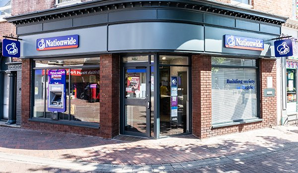 Nationwide enables people to help the homeless via contactless window posters