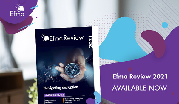 New Efma Review looks at how banks and insurers handled a year of disruption