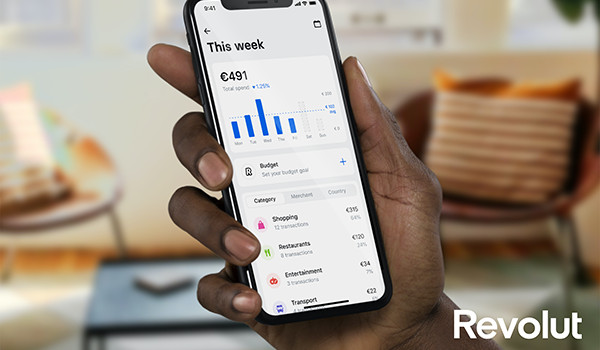 Revolut launches Payday to help employees access wages early and improve their financial wellbeing