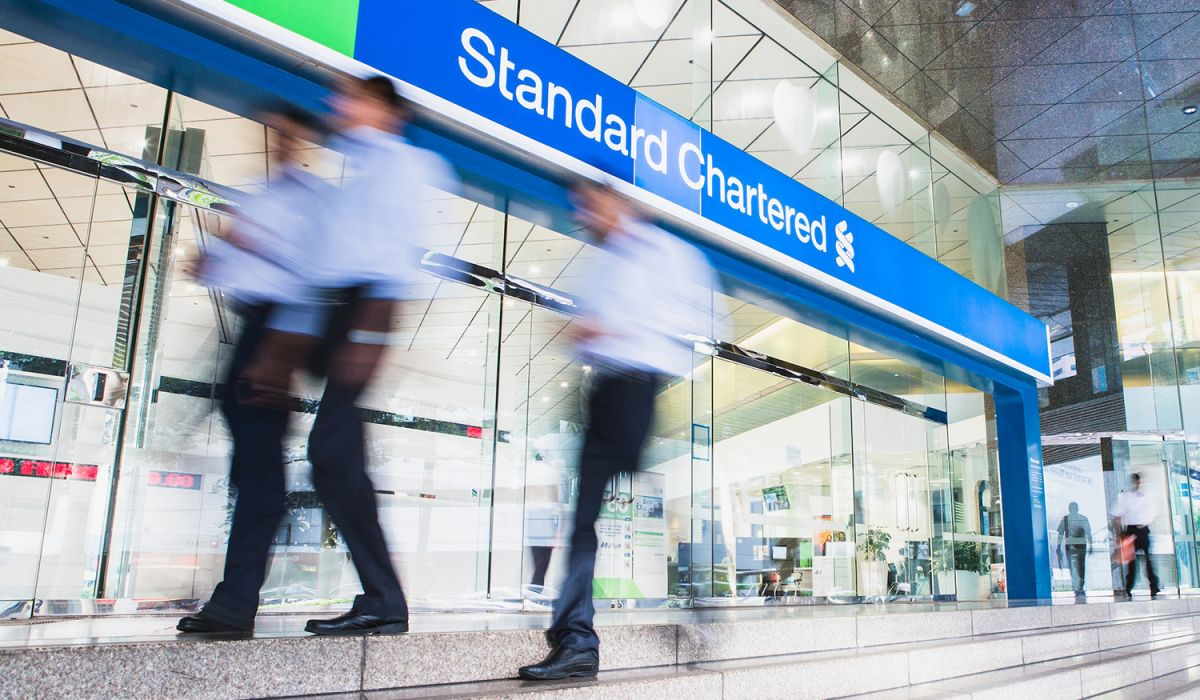 Standard Chartered: Building the digital growth engine of the bank
