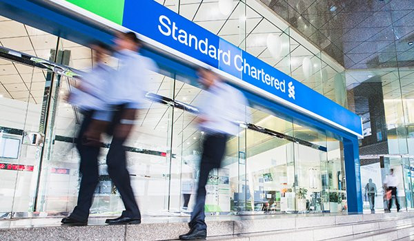 Standard Chartered launches bold new brand campaign