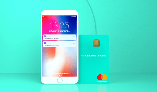 Starling Bank launches current account for 16 and 17-year-olds