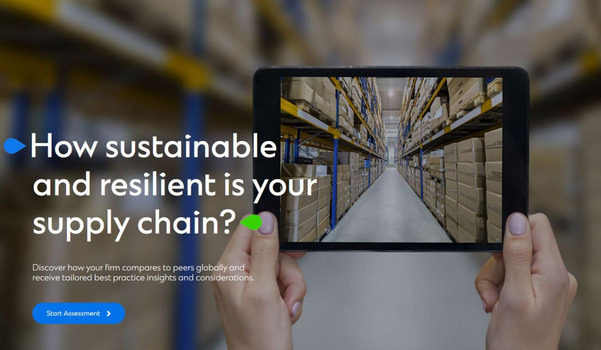 Standard Chartered launched a new sustainable supply chain benchmarking tool