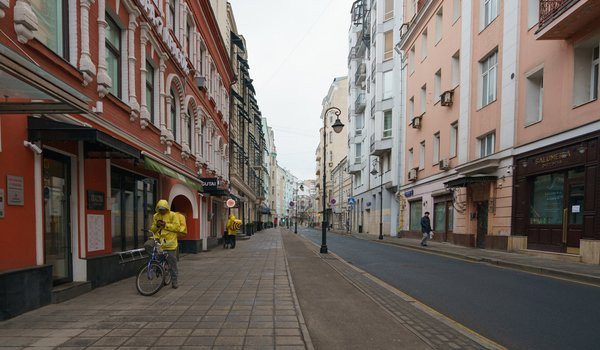 Tinkoff launches Tinkoff CoronaIndex to track business activity in Russia during the pandemic