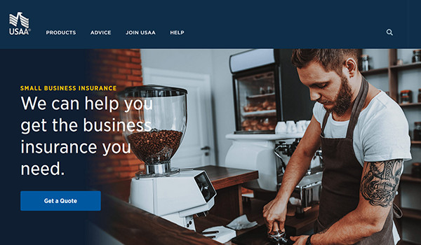 USAA expands product offering to help veteran owned businesses