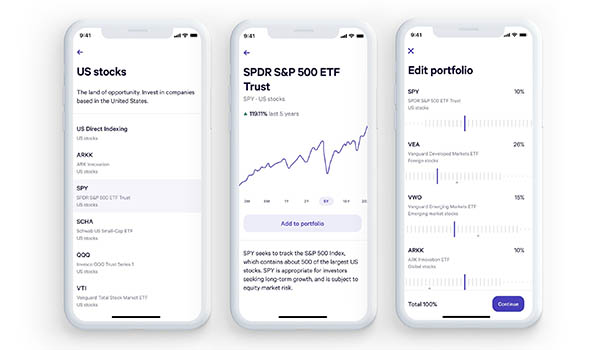 Wealthfront opens its investment platform to enable more investment choices for clients