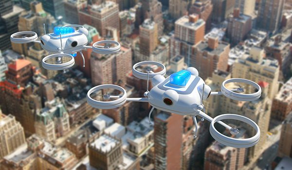 Will drones reshape retail financial services?