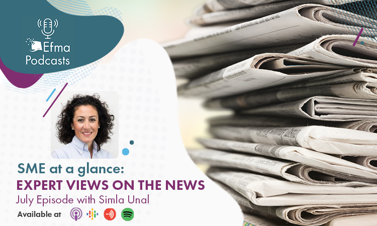 SME at a glance: expert views on the news. Episode 8 with Simla Unal