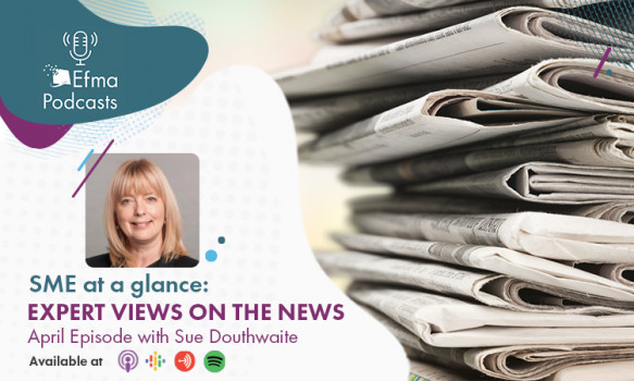 SME at a glance: expert views on the news. Episode 6 with Sue Douthwaite