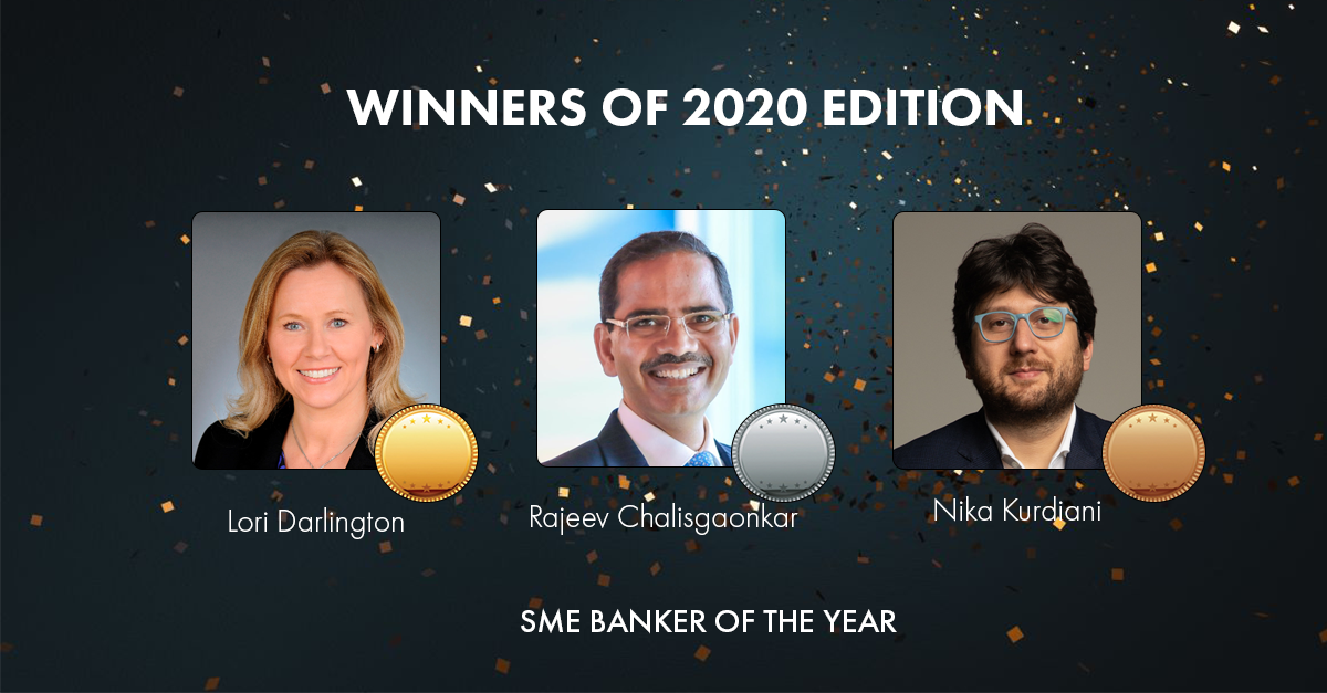 SME Banker of the Year 2020