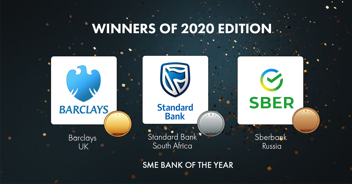 SME Bank of the Year 2020