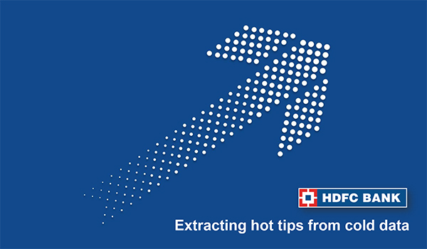 HDFC Bank: Extracting hot tips from cold data in real time using AI/ML