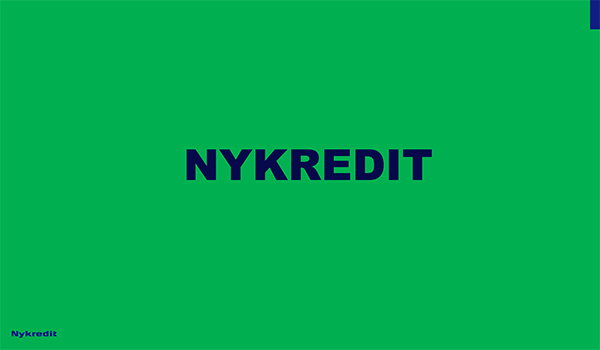 Nykredit: Green value proposition