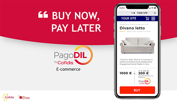 PagoDIL by Cofidis for e-commerce: Buy now, pay later (BNPL)