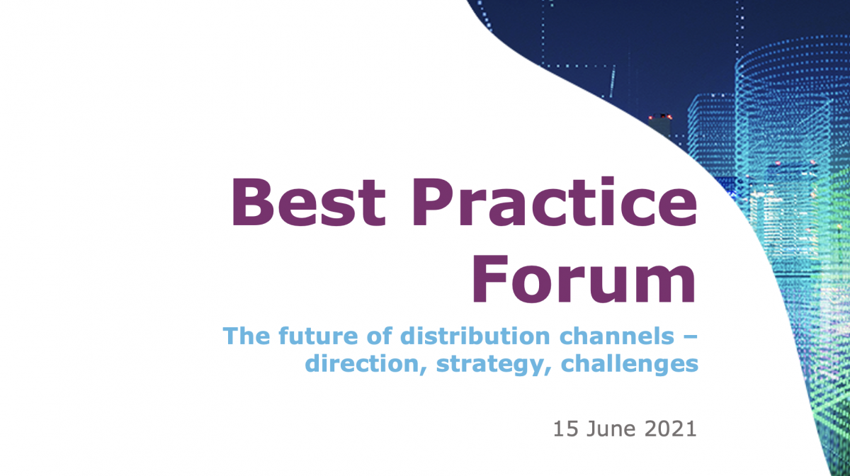 The future of distribution channels – direction, strategy, challenges