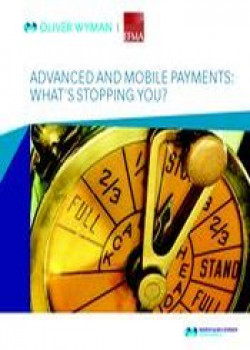 Advanced and mobile payment: What's stopping you?