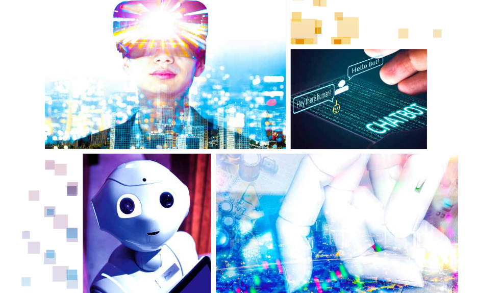 Getting ahead with AI