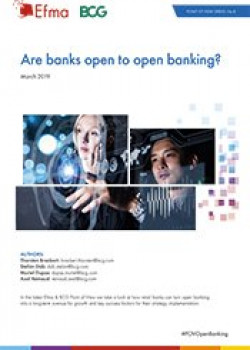 Are banks open to open banking?